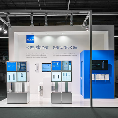 E-LINE by DIRAK at the trade fair DCW Frankfurt